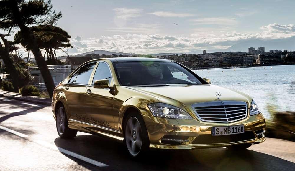 Mercedes benz golden fleet 65th palme d or cannes for Mercedes benz fleet