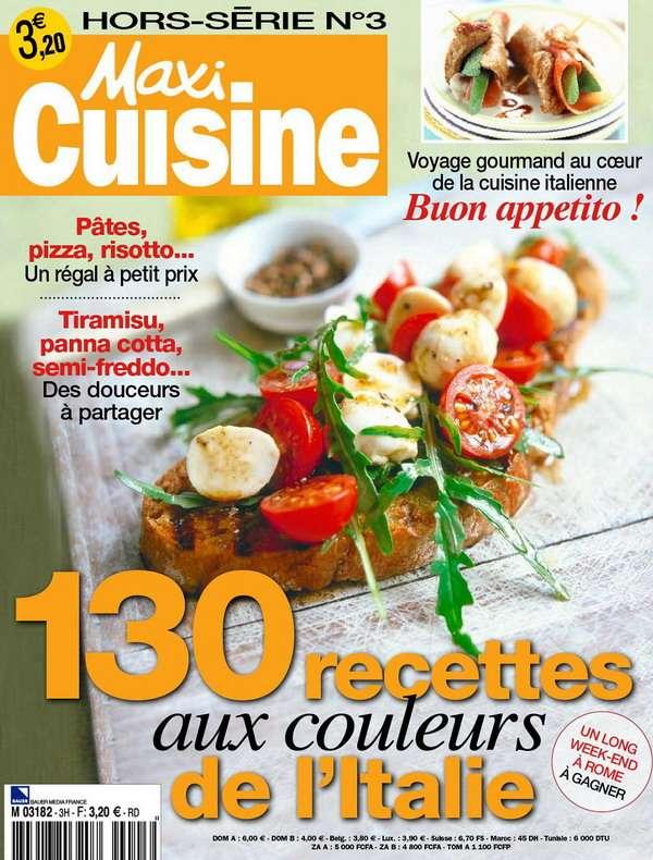 Maxi Cuisine Hors Série N°3 - 2013