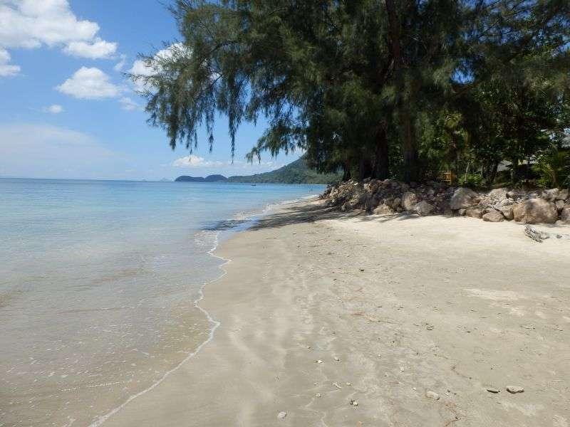 Strand bei Koh Jum Beach Villas