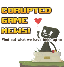 corupted Game News