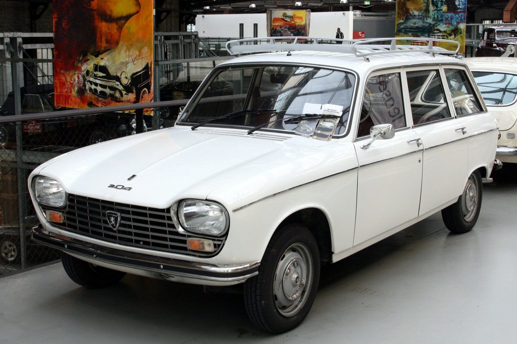 Peugeot 204 - Wikiwand
