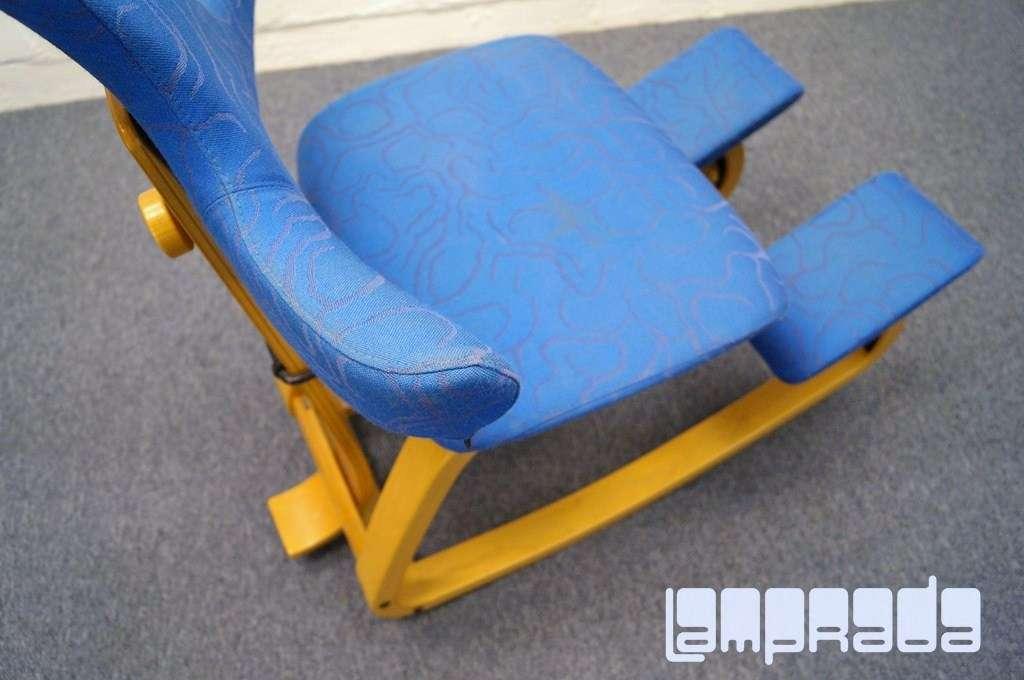 ergonomic stokke thatsit balans varier chair stool chair peter opsvik ebay. Black Bedroom Furniture Sets. Home Design Ideas