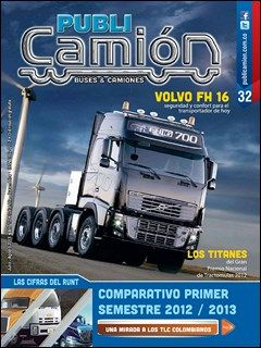 """Publi Camion – Julio/Agosto 2013/Los """"Titanes""""a Batir en el GPNT 2013 en PDF"""