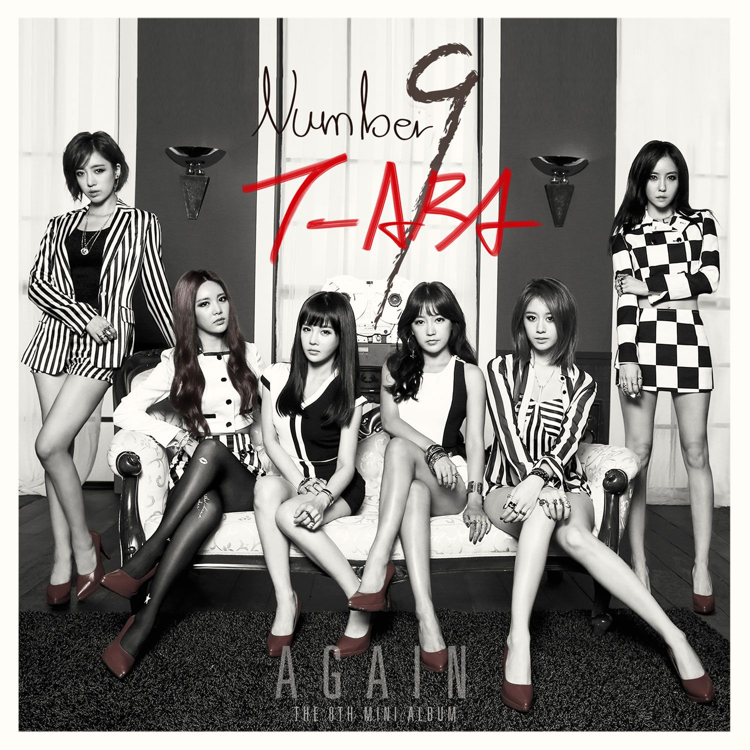 T-ARA - Again (The 8th Mini Album)