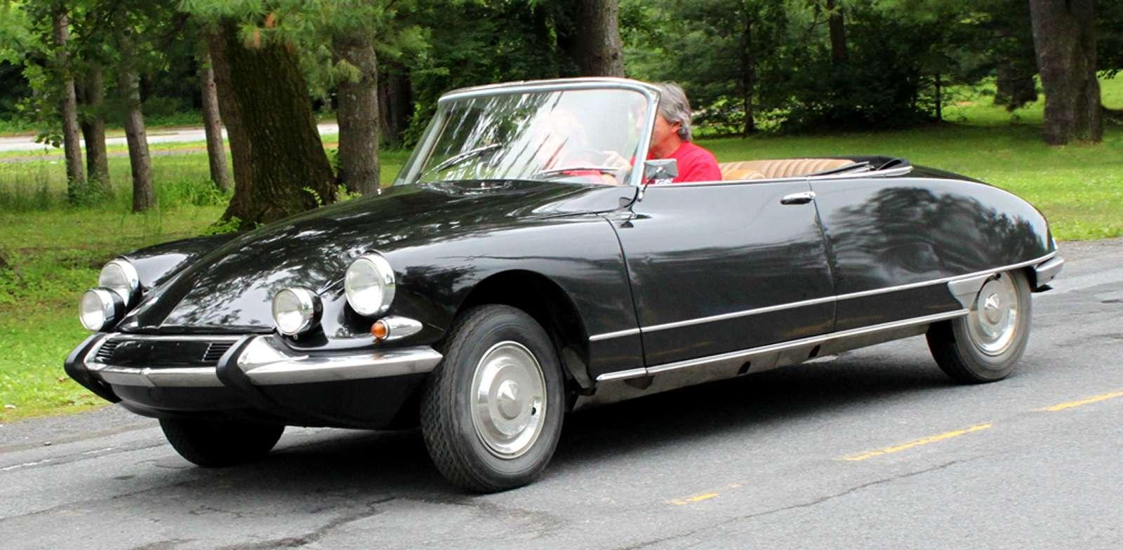 citro n ds21 cabriolet sport car. Black Bedroom Furniture Sets. Home Design Ideas