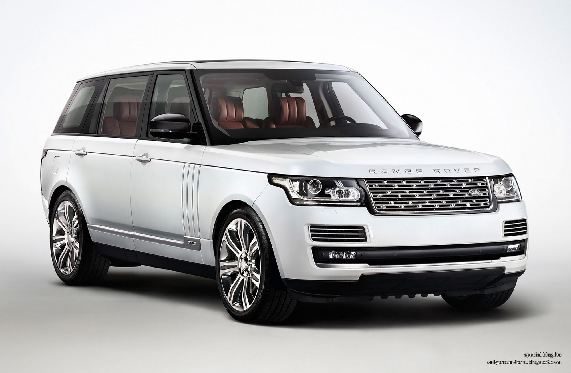 range rover autobiography long wheelbase garage car. Black Bedroom Furniture Sets. Home Design Ideas