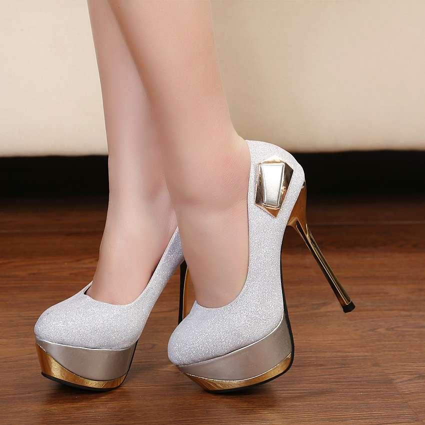 Zapatos Importados UsaBreak Sport Tacon Dama RqAjL534