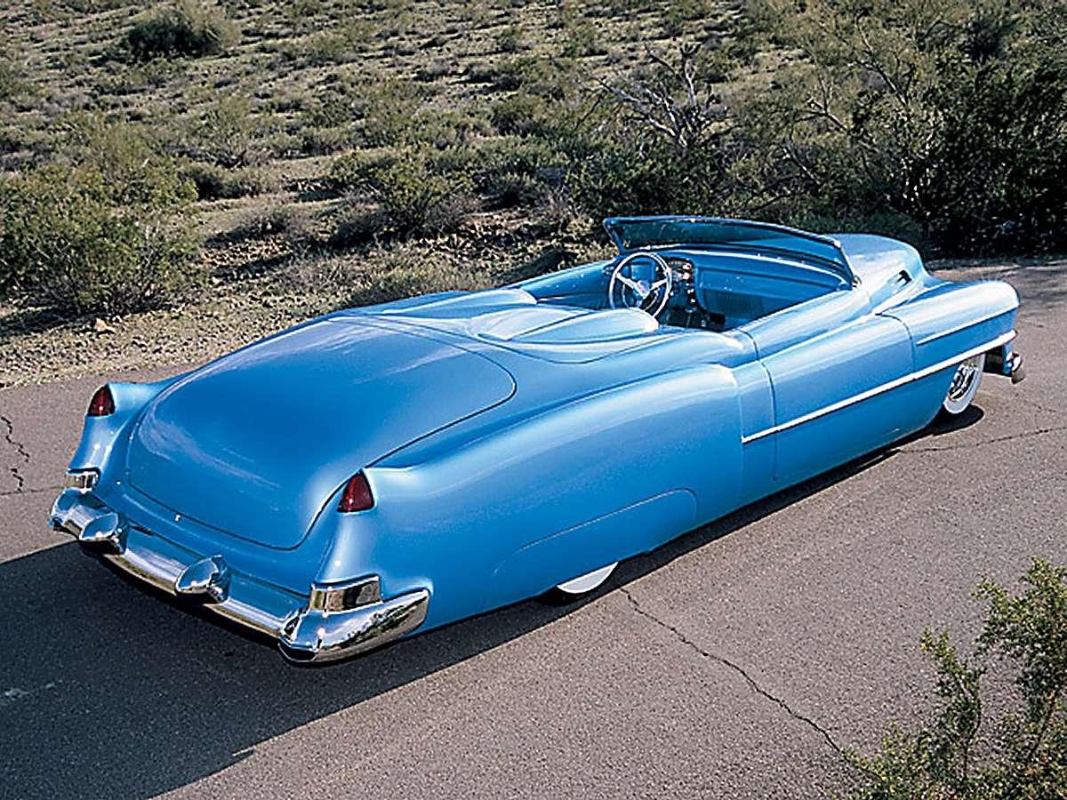 "Steve White Vw >> Cadillac ""Kashmir"" Custom Roadster by Rick Dore | Only ..."