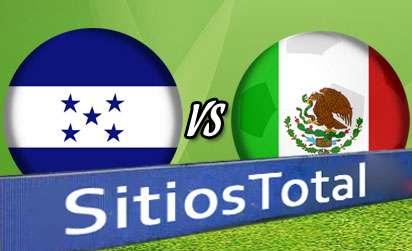 Honduras vs México en Vivo